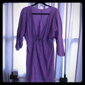 Debbie Katz South Beach Beach Cover-Up Dress